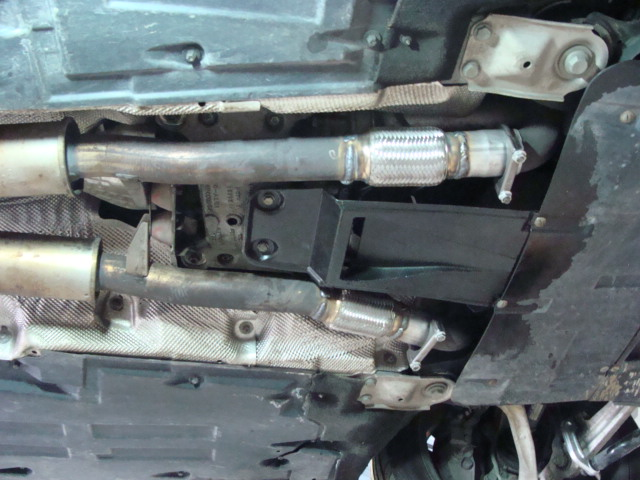 L Amp G Auto Exhaust Experts Audi Cat Converter