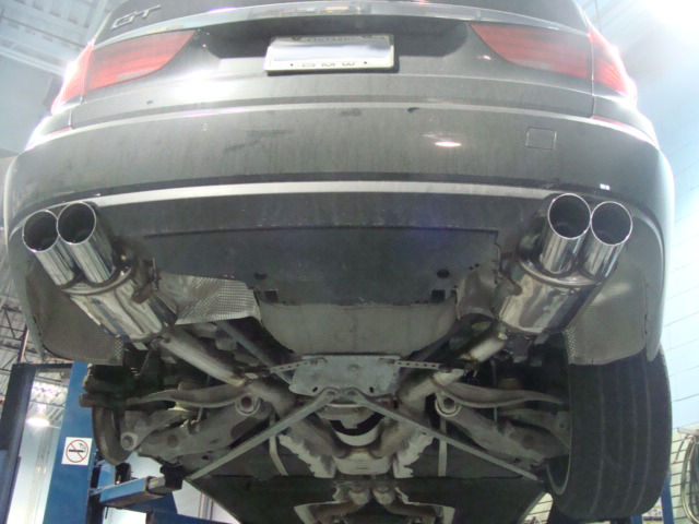 2011 Bmw 328 Xi Rear Bumper Replacement Amp Muffler System