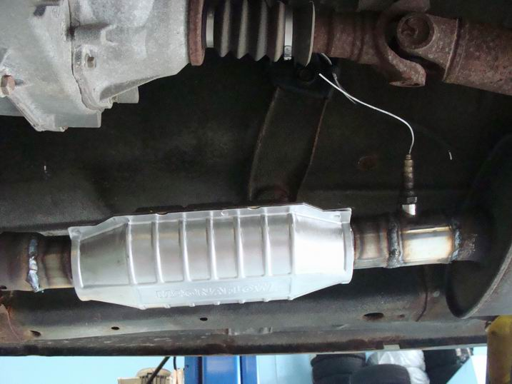 L U0026 G Auto Exhaust Experts And Collision Repairs. Catalytic Converters    Jeep