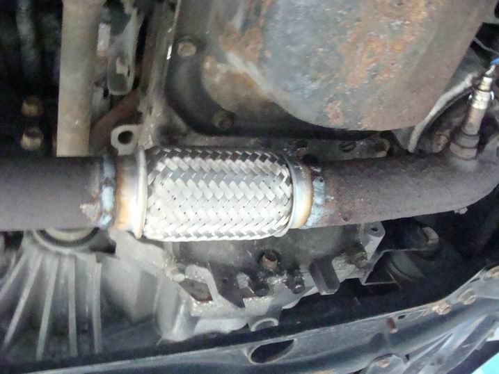 L g auto exhaust experts mazda 2001 mazda mpv flex pipe 150catalytic converter 200 sciox Images