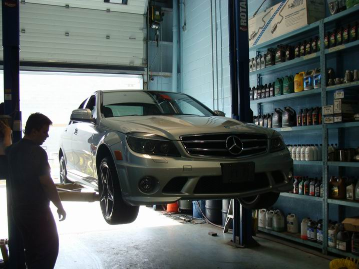 Mercedes Benz Markham >> L & G Auto Exhaust Experts - Mercedes Benz Catalytic Converters