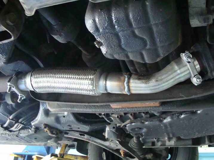 L Amp G Auto Exhaust Experts Flex Pipes