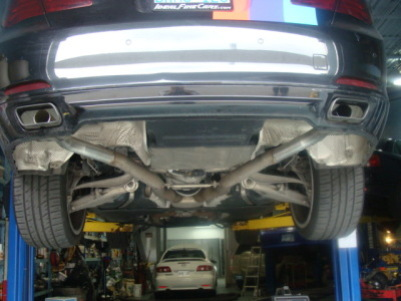 2008 Bmw 335i Front Catalytic Magnaflow 49766 800 Each