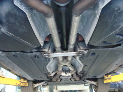 Magnaflow Catalytic Converter >> L & G Auto Exhaust Experts - Audi Cat. Converter